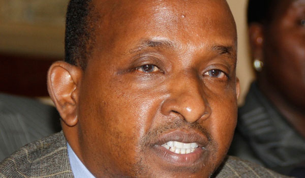 Top Garissa Politicians unite to denounce Hon Duale, What next for him?