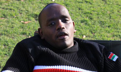 The alleged 'Fake' diploma holder Dennis Itumbi now claims Raila Odinga is 80 years old!!!