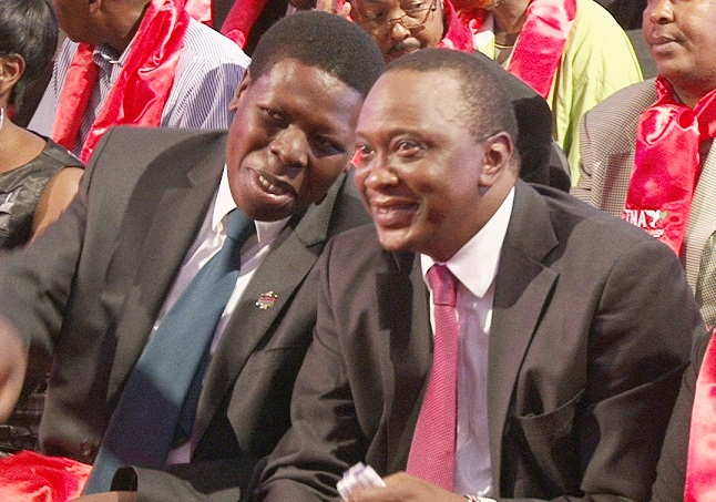 The government has no plans to reduce counties- CS Wamalwa