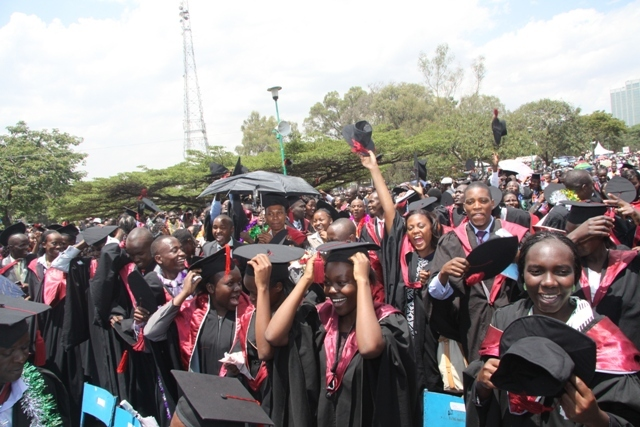 ITUMBI GENERATION: 50% of University Students are half-baked, job dwarfs