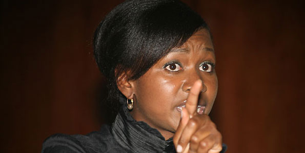Breaking: TV anchor Esther Arunga jailed for 10 months for lying in son's murder probe