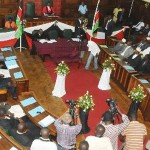 SHOCK: Nairobi County MCAs FIGHT over Raila's call for 'NATIONAL DIALOGUE'