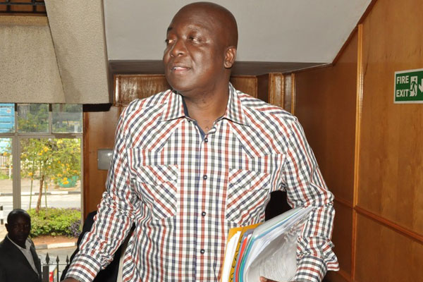 """Hon Jakoyo Midiwo was behind theft of my chicken at my Bondo farm""- Dr Oburu Odinga"