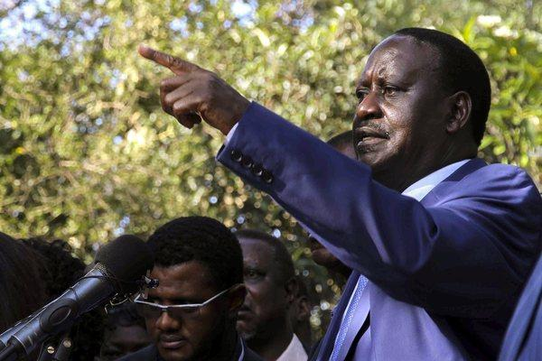 SOLIDARITY: Raila to tour Eastleigh today as Uhuru remain holed in state house