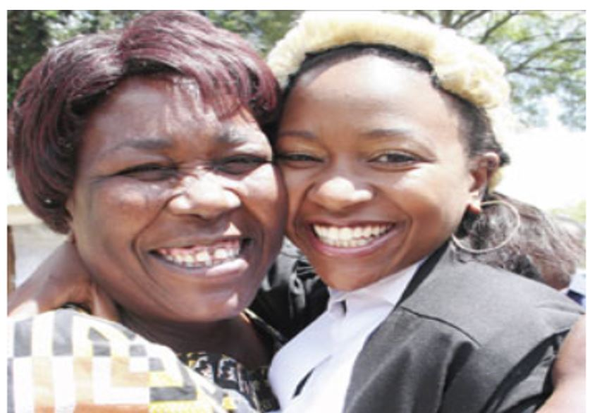 AMAZING: Ex TV Girl Esther Arunga APOLOGY LETTER to her parents