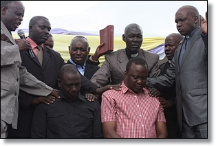 Prayers alone WON'T HELP Kenya, Leaders MUST be put to TASK