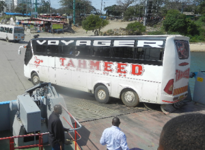 BREAKING: 5 People including 2 policemen KILLED in Lamu after Gunmen attacked BUS and a police vehicle