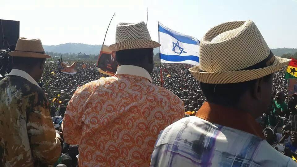 BREAKING: Kisumu FLOODS with HUMANITY at Raila's CORD Pre Saba Saba Rally