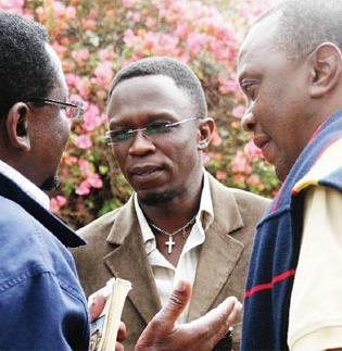 Ababu Namwamba is a TRAITOR since Campus- a comrade reveals