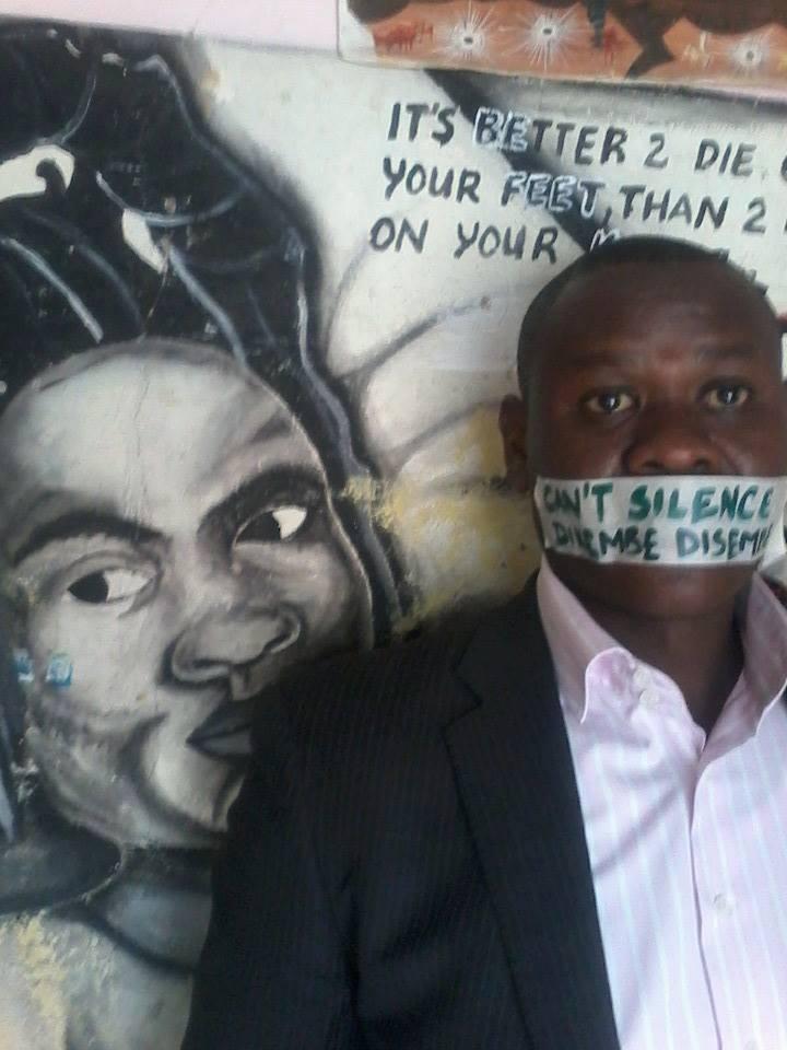 CORD declares Dikembe first POLITICAL PRISONER in Uhuru's Jubilee administration