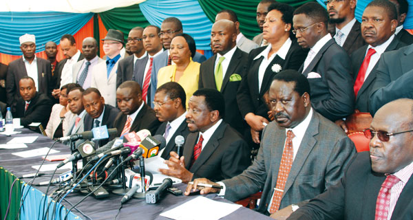 Raila Odinga:  CORD STATEMENT ON LAMU LAND TITLES