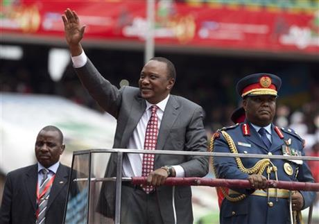 How Military changes happen in Kenya and why 'western kenya' has a long shot to the top