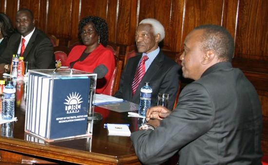 STUBBORN FACTS about Kenyatta's LAND GRABBING in COAST Province -TJRC