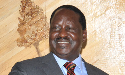 H.E Raila Odinga's LETTER to Chief Justice Willy Mutunga
