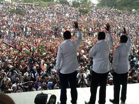 SABA SABA RESOLUTIONS BY THE PEOPLE OF KENYA at the uhuru park rally!