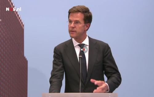 Netherlands PM Mark Rutte WARNS Russia's Putin over Malaysia plane crash