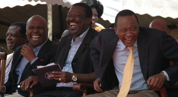 SHOCKING: How STATEHOUSE is using Journalists and NIS agencies to SPLIT Raila's CORD Coalition