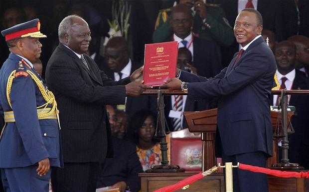 Uhuru Kenyatta regime's PERPETUAL LIES