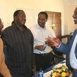 How Nandi Governor Hon Sang Demand To Take Over Border Towns of Kisumu Is Call For 'Tribal War'