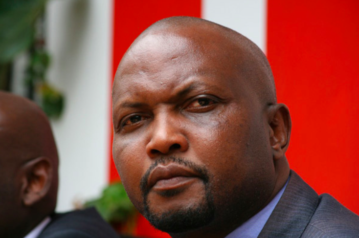 Gatundu South Residents: Your Unelected MP is Here at Last, Sit Back and and Enjoy!