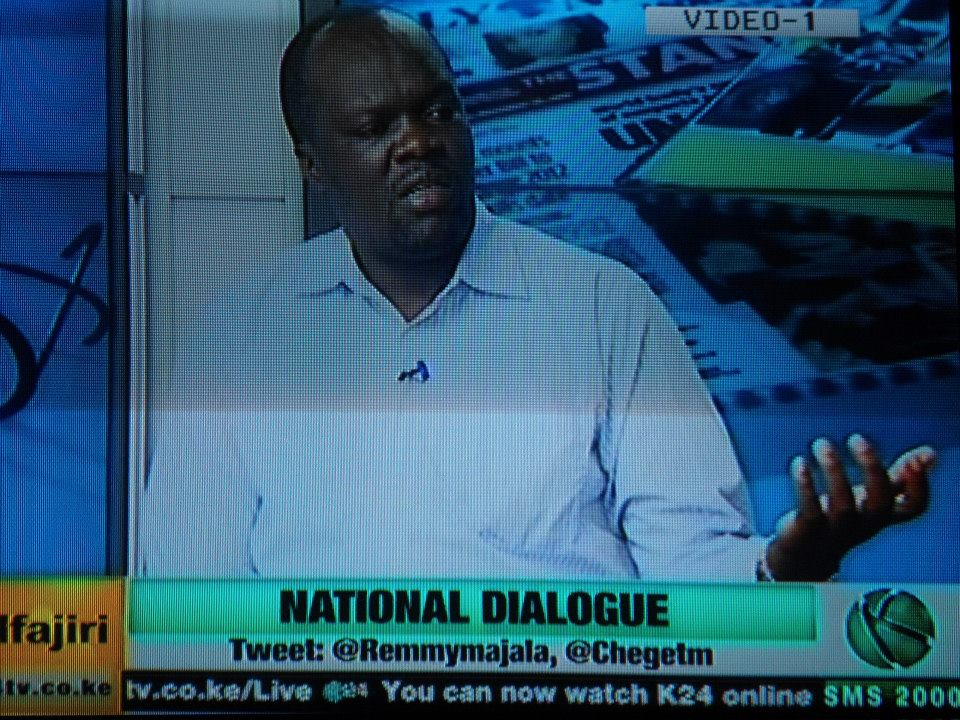Robert Alai to Uhuru: COMPENSATE victims from other TRIBES like you did to Kikuyu and Embu Killer Brew victims