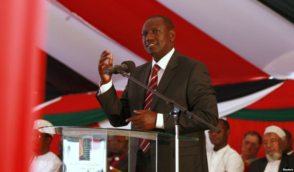 William Ruto will DUMP Uhuru to make Raila Odinga President in 2017