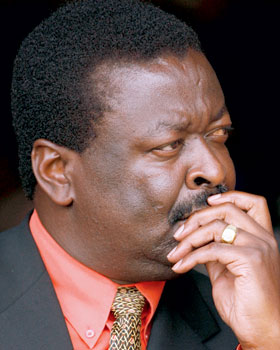 Why Musalia Mudavadi SNUBBED Uhuru Kenyatta's DIASASTER Kakamega Tour.