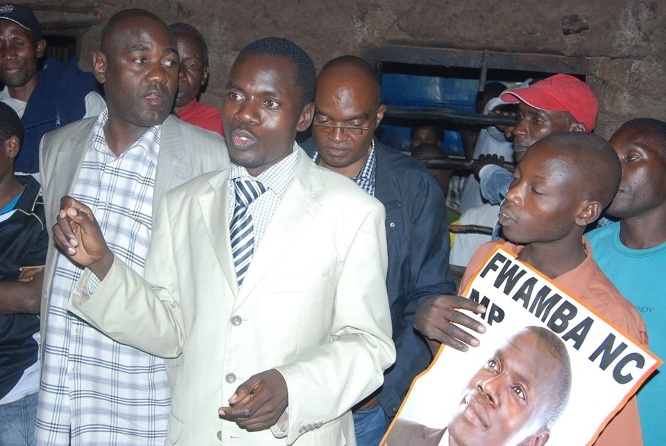 Is MATHARE Constituency by-election a Three HORSE RACE?