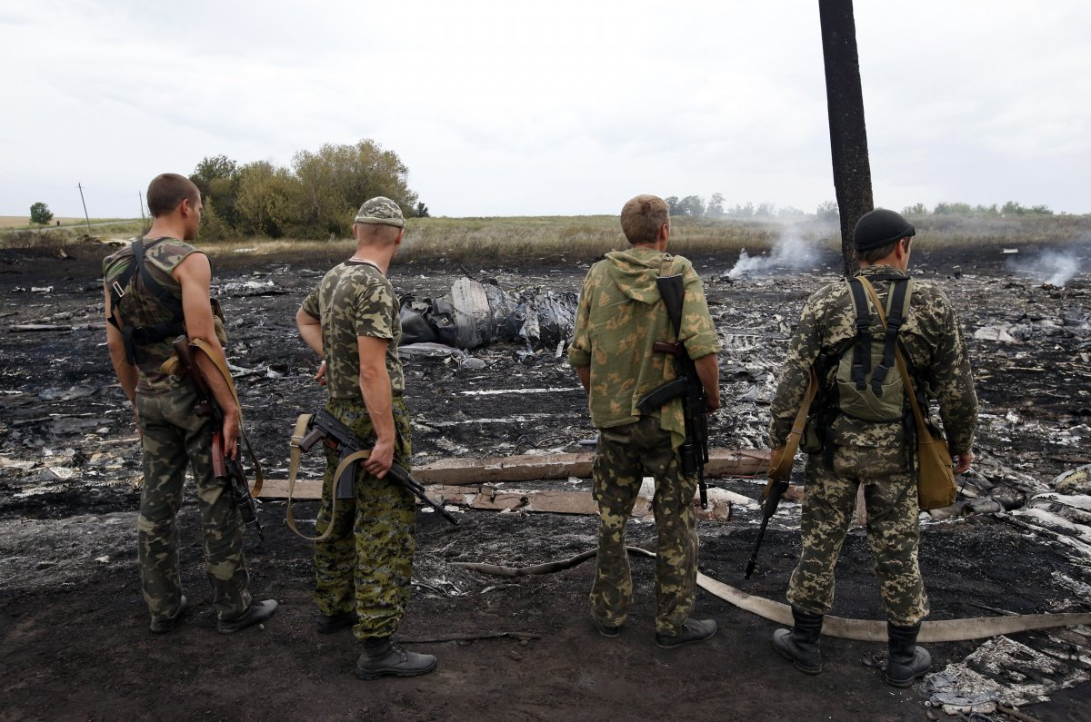 BREAKING: Another Air Malasyia plane SHOT DOWN by Pro Russia Separatists in Ukraine