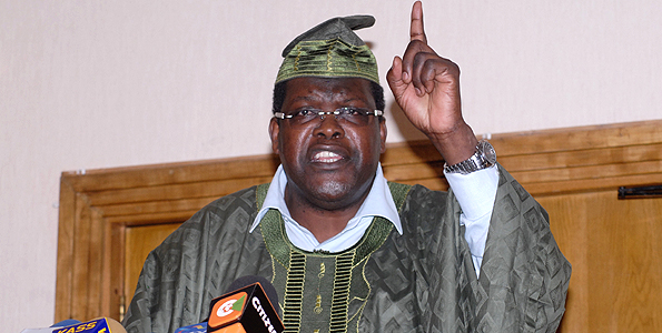 Mr. Miguna, Why shouldn't Luos be Fixated on State Power? State Power Doesn't Belong to anyone's Mother.