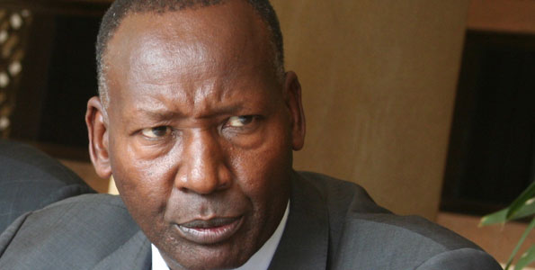 Maasai elders tell Nkaissery to stop threatening ODM, resign and seek fresh mandate on TNA ticket