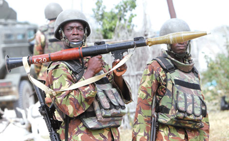 Bring back our soldiers home, stop using war in Somalia to loot billions via tenders for weapons