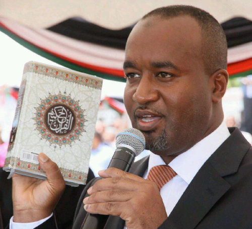Governor Joho PUTS Mombasa County in its Place, and Haters in Their place too