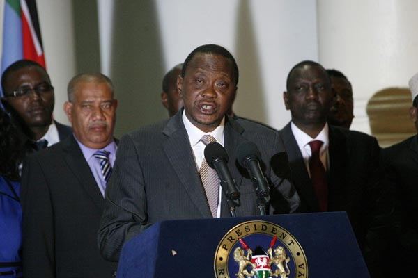Dikembe: CONTRADICTIONS in Uhuru's directive to REVOKE Lamu land titles