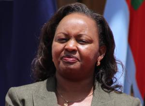 CS Waiguru REFUSES to sign USAID agreement as 'Jubilee Babies' DIE in the Slums and Villages