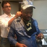Senator Mike Sonko REWARDED with new Kshs 3million GOLDEN chain by Supporter