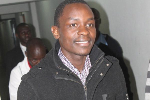 Kegoro: Why Raila blogger Dikembe Disembe was ARRESTED