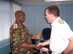 REVEALED: Uhuru to appoint Major Gen Philip Kameru head of NIS to take over from Michael Gichangi