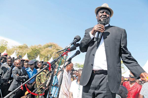 Raila's CORD dares Uhuru to arrest Orengo