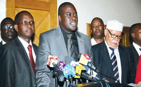 Uhuru's TNA Party VANQUISHED in Western and Nyanza