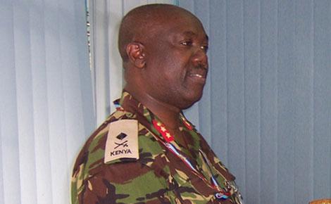 HERE is WHY Uhuru nominated Gen Philip Wachira Kameru HEAD of INTELLIGENCE