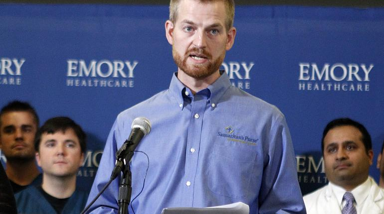 BREAKING: EBOLA patient HEALED and RELEASED from HOSPITAL in USA
