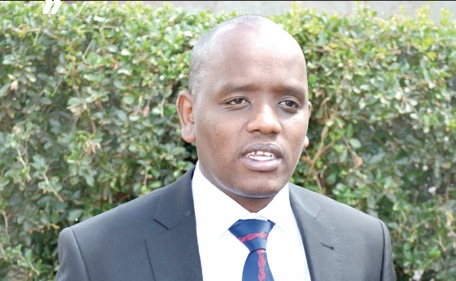 Dennis Itumbi to Kegoro: Let Dikembe Disembe have his day in COURT!