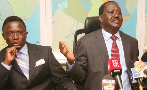 WHY ABABU Namwamba must leave ODM now !