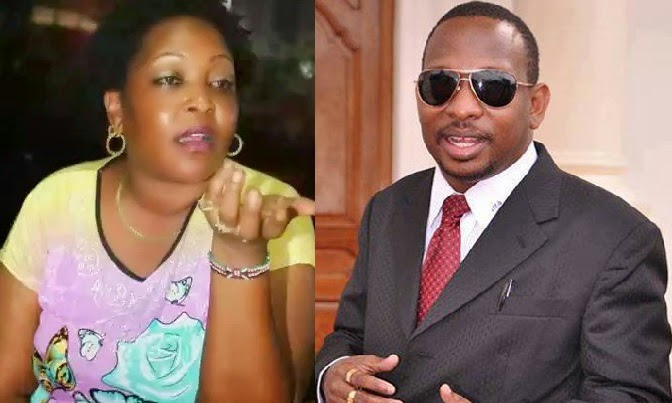 Hon Mike Sonko SHAMES  his ex girlfriend for EXTORTION in a battle for son CUSTODY