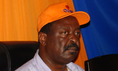 Join Raila's REFERENDUM movement Musalia Mudavadi told