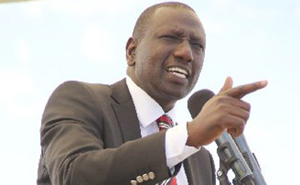 A LETTER to William Samoei Ruto, from a URP FANATIC