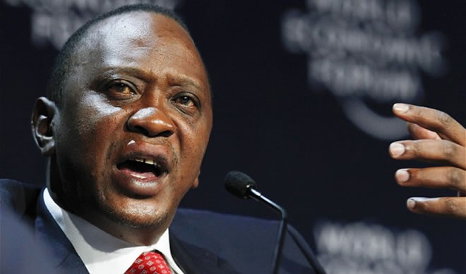 Embarrasing: KTN's Jicho Pevu left President Uhuru with a ROTTEN EGG in the face