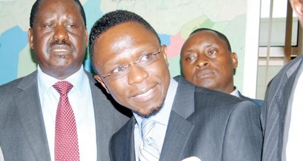 REVEALED: Ababu meets 'like-minded' anti-Raila brigade at city hotel
