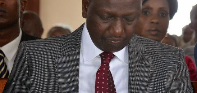 William Ruto DENIES sending MPs to insult Governor Rutto , says he supports Pesa Mashinani